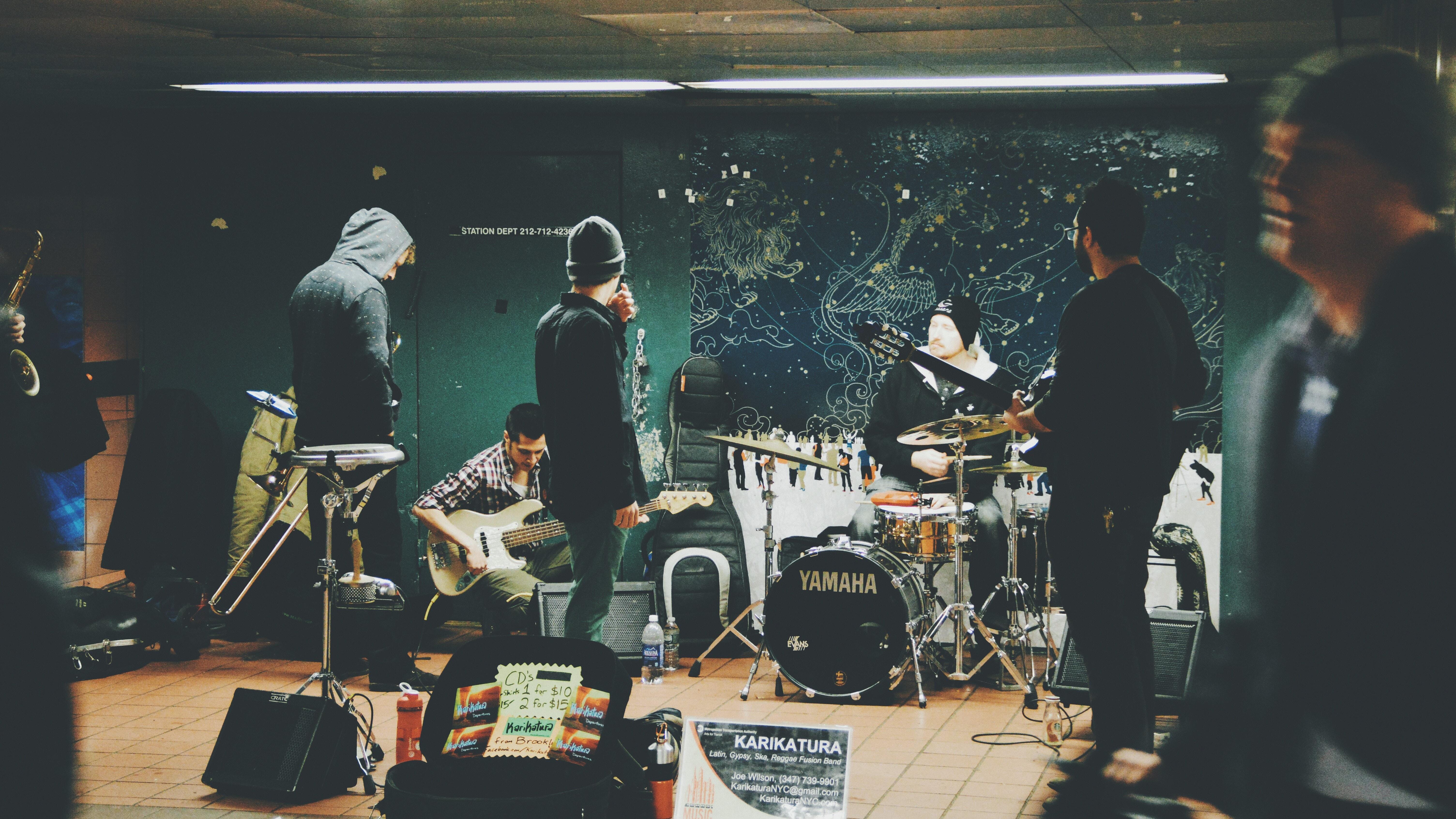 band circle
