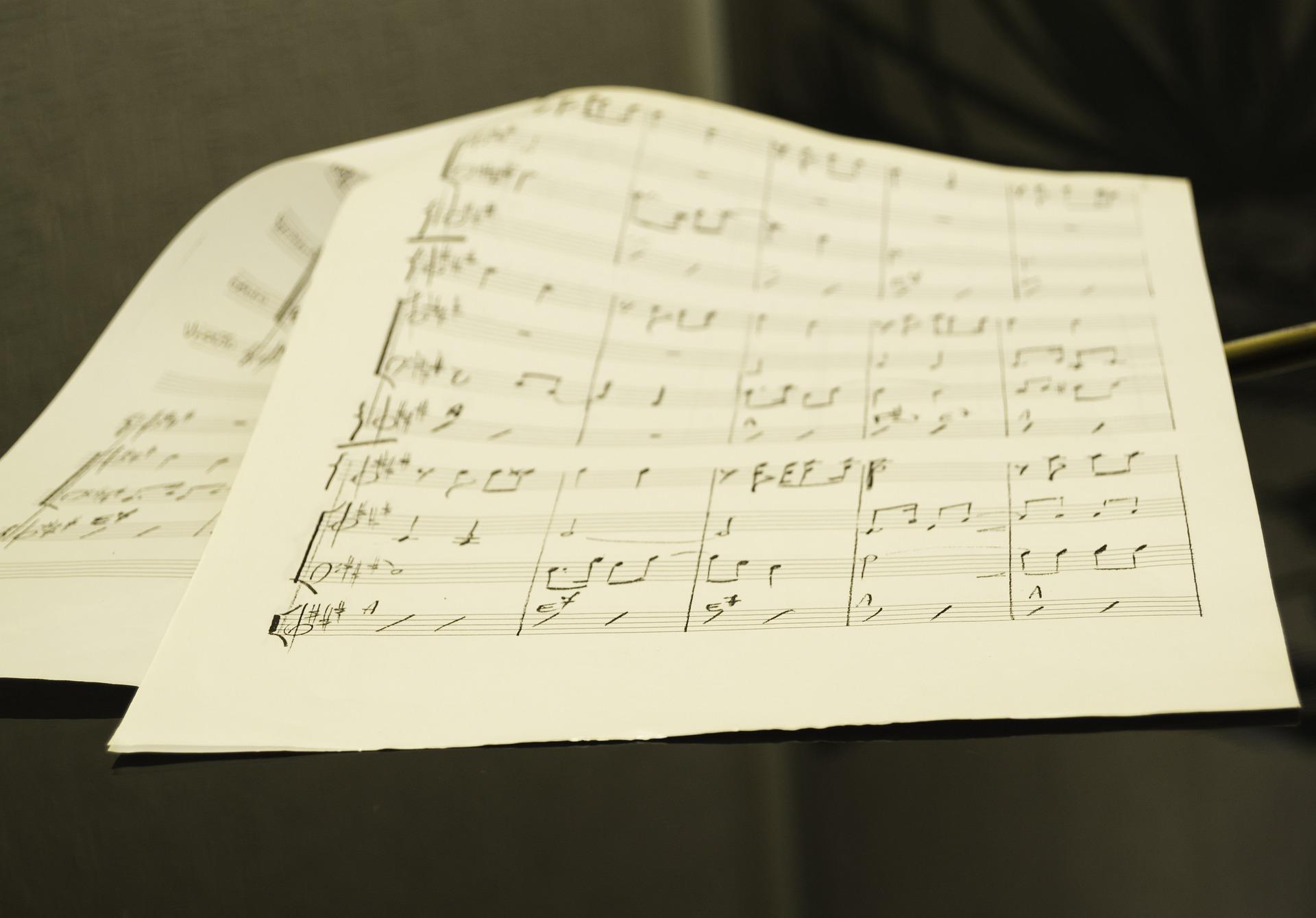 master rhythm score