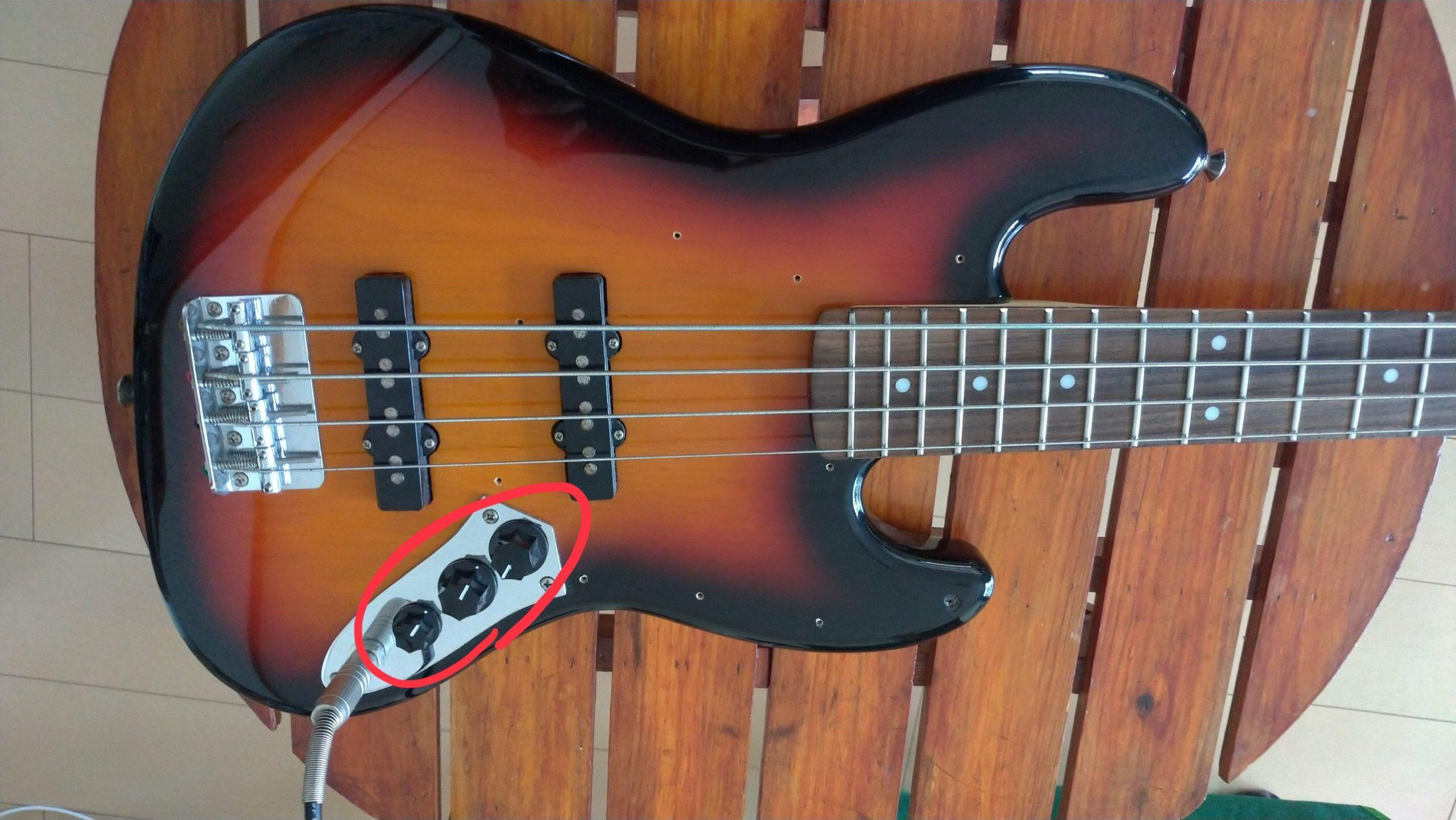 used bass1