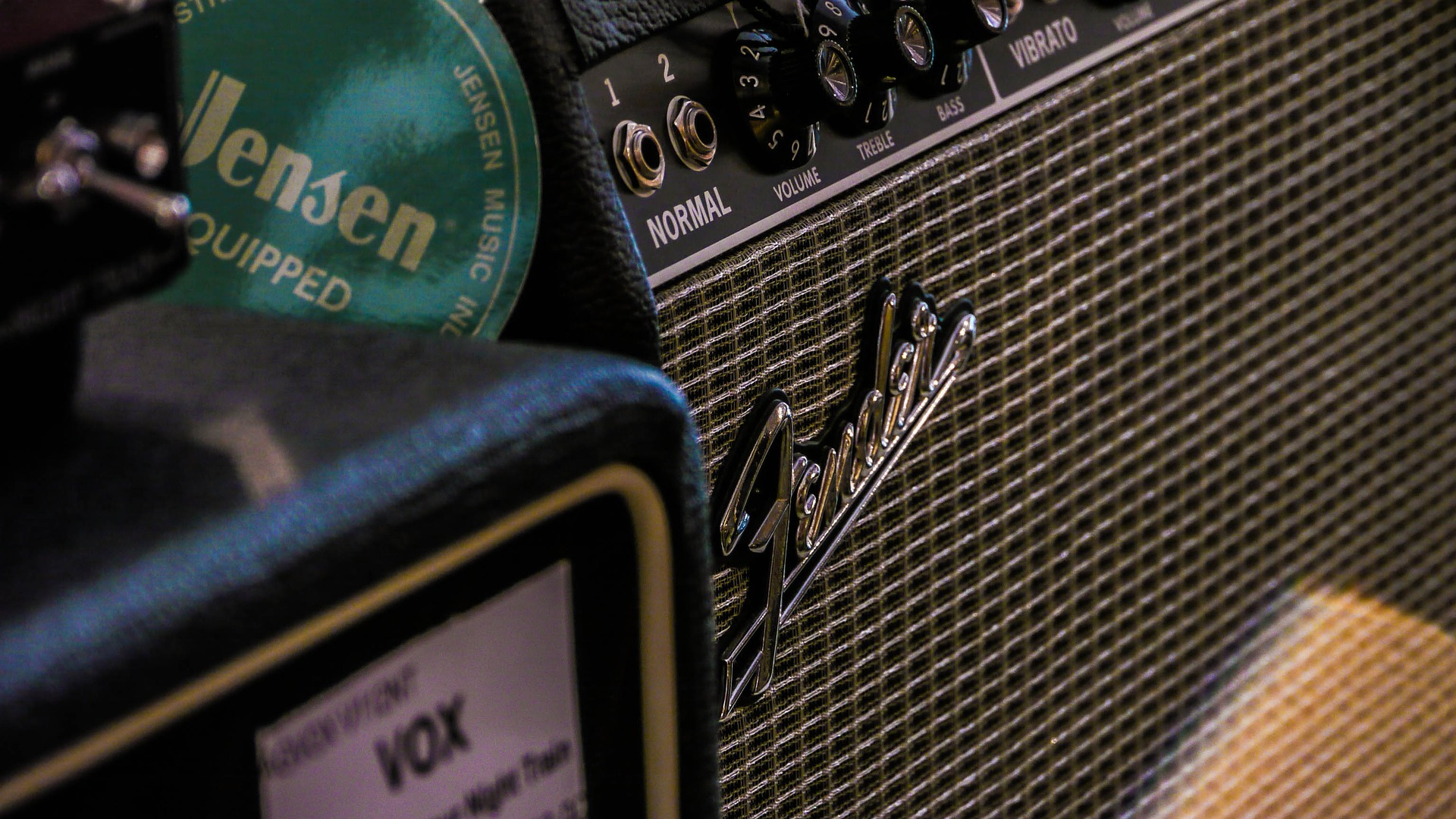 bass amp home use