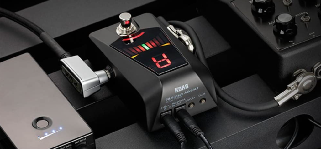 tuner pedal