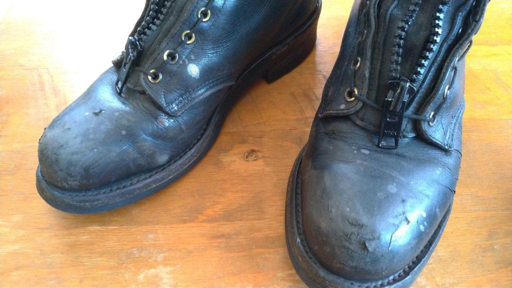 boots maintenance